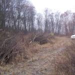 Zima 2010 - začátek úprav