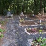 Hroby z minulé zimy