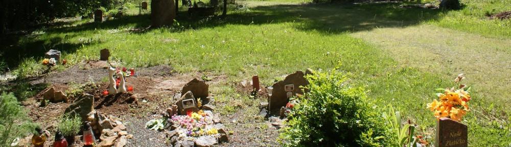 Zvířecí hřbitov Kutná Hora
